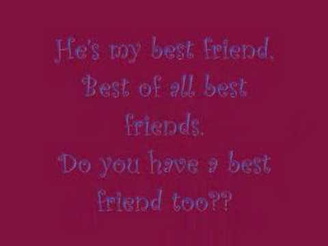 Best Friend Lyrics