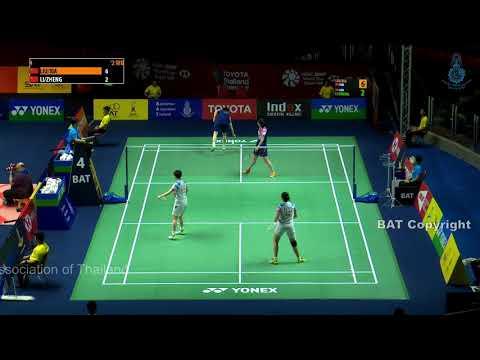 Round 16 | WD | LIU Xuan Xuan / XIA Yu Ting (China) VS (China) LI Wen Mei / ZHENG Yu