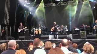 Runrig - The World (new song) - Brøndby - May 31, 2012
