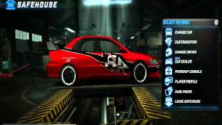 Need for Speed World fast and furious tokyo drift cars