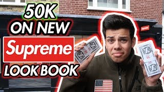 IM SPENDING £50,000! ON THE NEW SUPREME SS18 (My reaction!)