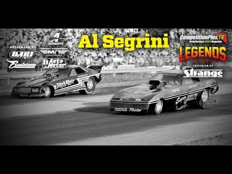 DRIVERS UPDATE: AL SEGRINI
