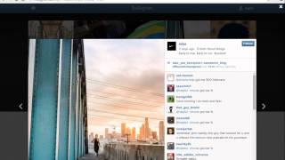How to Save Instagram Pictures to Computer