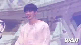 MONSTA X 몬스타엑스 Because of U - 하얀소녀 ( White Love ) - Roller C…