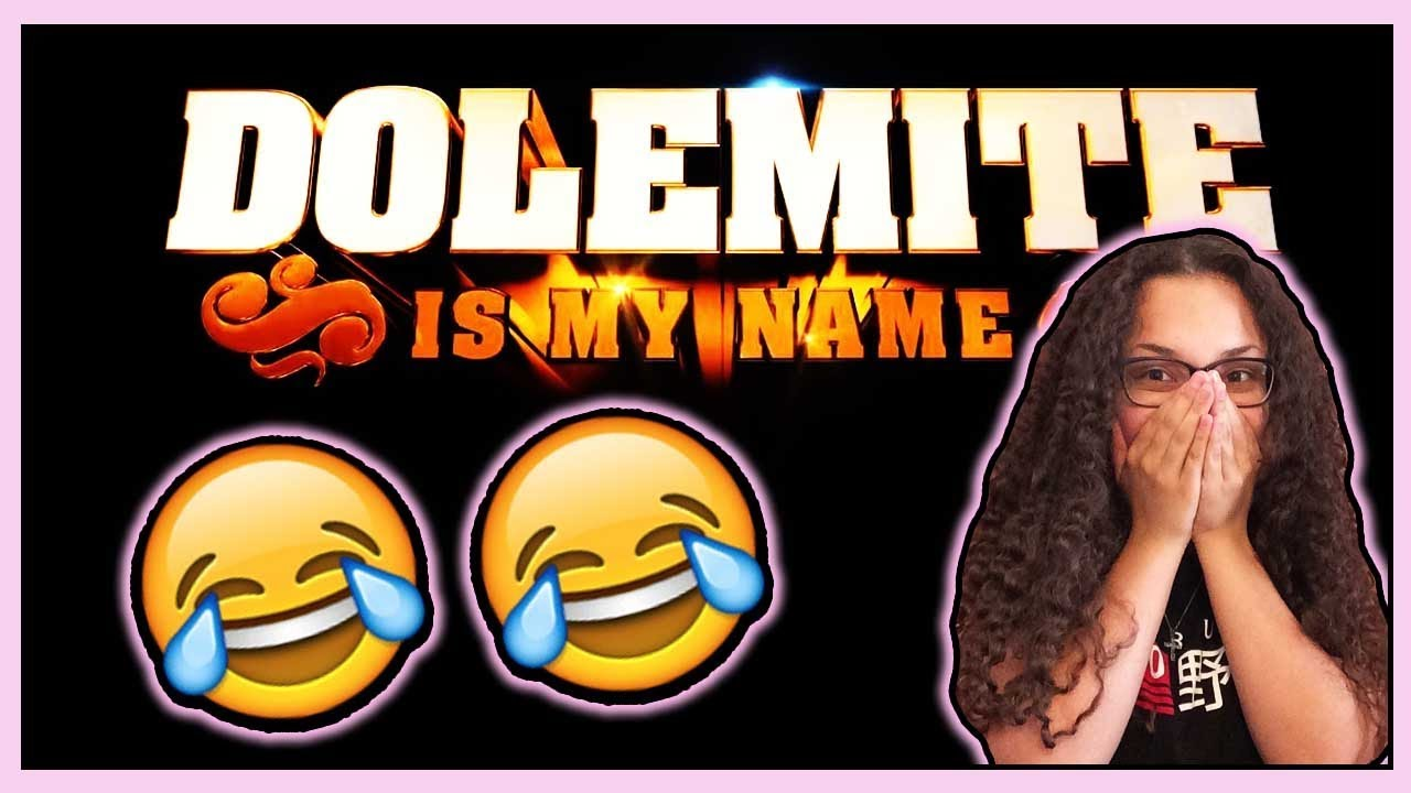 Dolemite Is My Name Official Trailer #1 REACTION