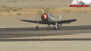 Take Off Sequence - Unlimited Race (Gold) 9-16-2018 - Reno Air Races 2018