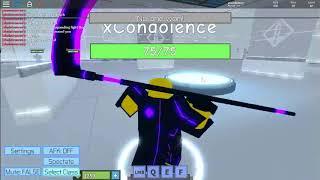 bolt vs shadow reaper - roblox (combat zero) cut off