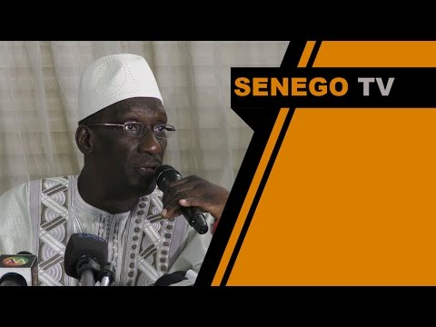 Senego TV Conference de presse de Manko Watou Senegal