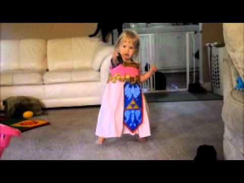 Baby Princess Zelda  sc 1 st  YouTube & Baby Princess Zelda - YouTube