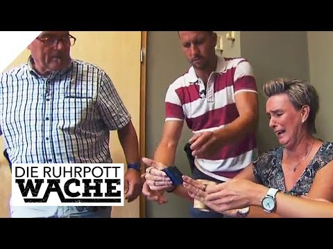 Privates Video: 15 jähriges Mädchen haut ab | Die Ruhrpottwache | SAT.1 TV