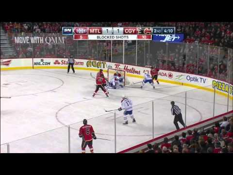 Montreal Canadiens vs  Calgary Flames 28.10.2014
