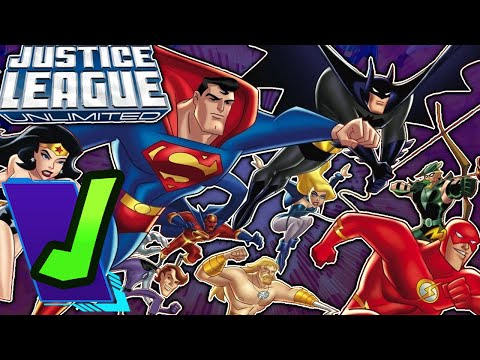 Justice League Unlimited Season 1 | A Scaled Down Expansion