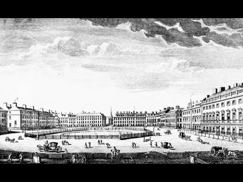 Georgian London: rapid growth, Industrial Revolution and British expansion