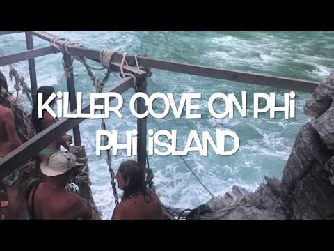 Hidden Killer Cover on Maya Bay Phi Phi Island Thailand