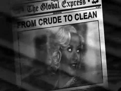 Christina Aguilera - Still Dirrty Studio Video @ B2B Tour