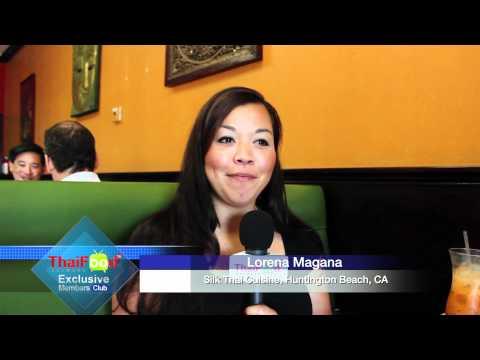 Silk Thai Cuisine. Huntington Beach, CA (Clip1)
