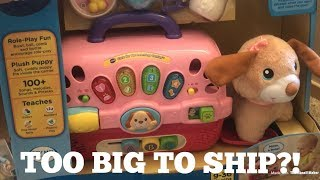 Toy Liquidation Lot To Resell On Ebay | Are These Too Big To Ship???