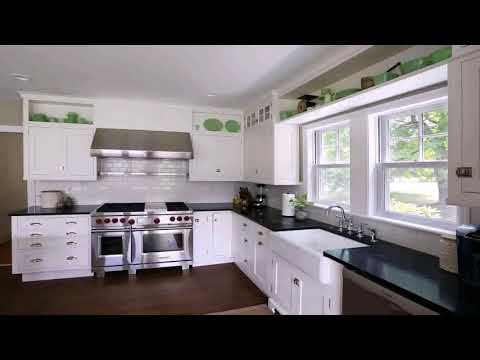 kitchen-ideas-with-white-cabinets-and-black-appliances---gif-maker-daddygif.com-(see-description)