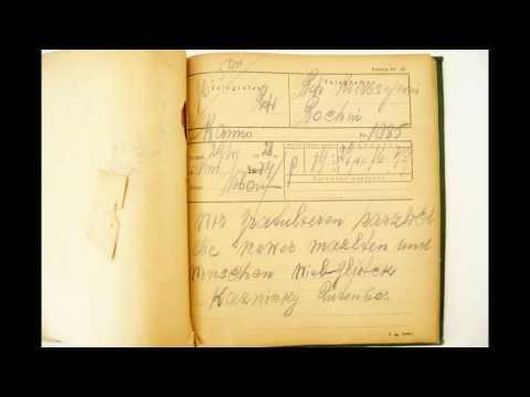 Wedding Telegrams July 29 1928