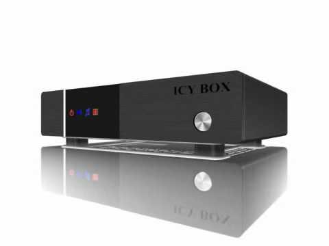 RAIDSONIC IB-MP305A-B MEDIA PLAYER DRIVER