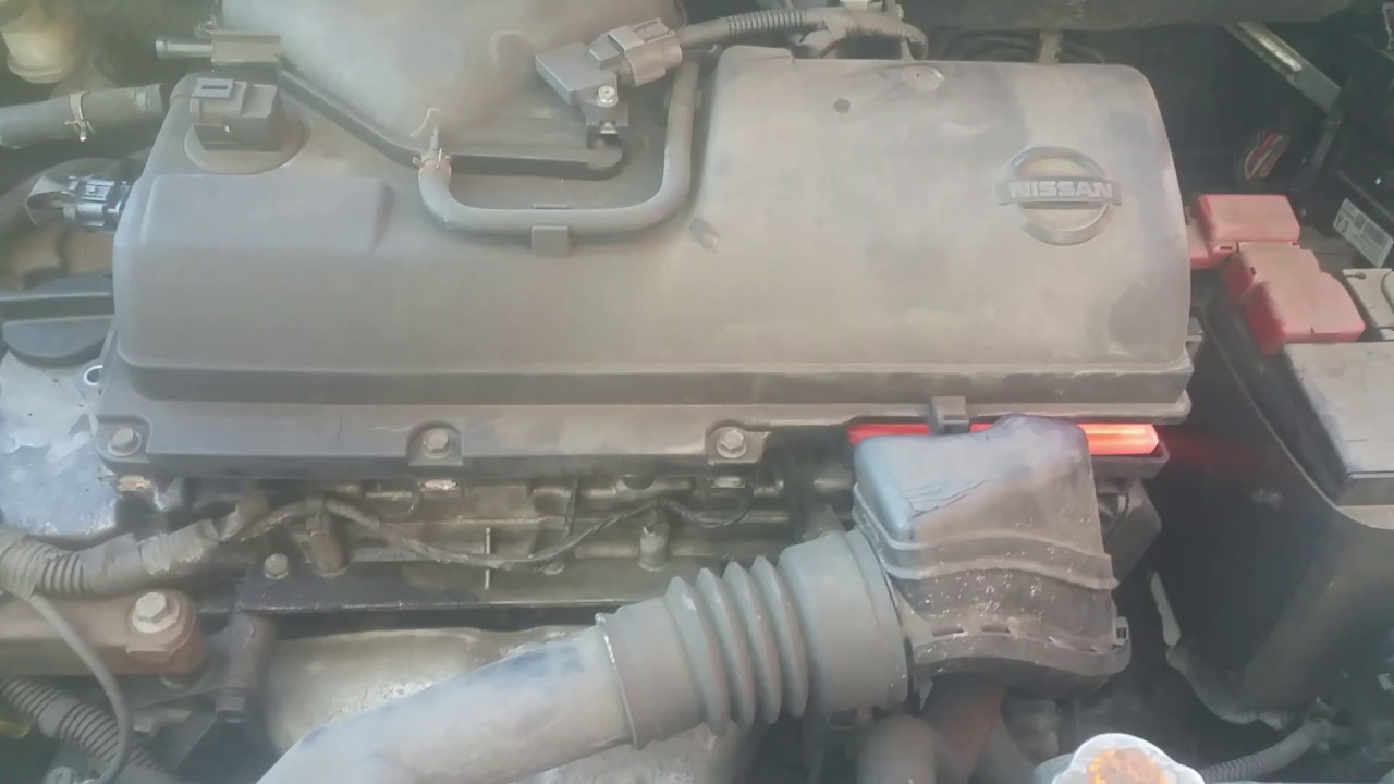 medium resolution of nissan note easy spark plug and air filter replace