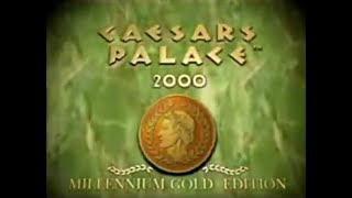 Caesars Palace 2000 (PS1) - Let's Play