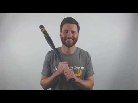2018 COMBAT MAXUM BBCOR Baseball Bat: AB8MX103 - YouTube