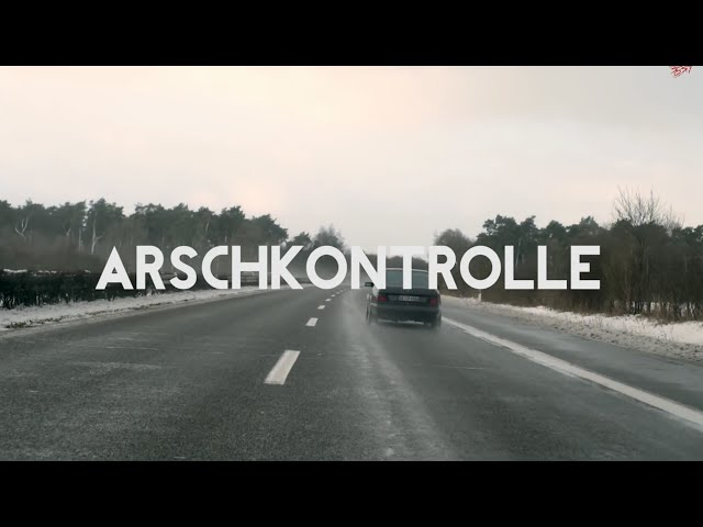 Olexesh - ARSCHKONTROLLE (prod. von Brenk Sinatra) [Official HD Video]