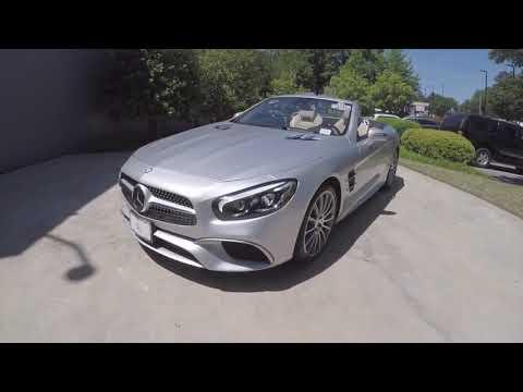 Certified 2017 Mercedes-Benz SL Atlanta GA Sandy Springs, GA #U15010 - SOLD