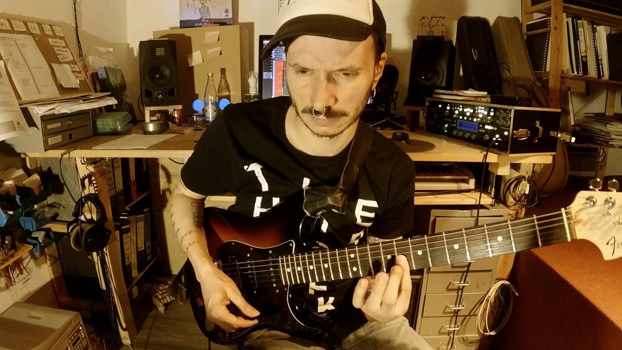 The Hirsch Effekt - AGERA Guitar Playthrough