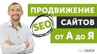 видео SEMRush – как увеличить посещаемость сайта, повысить продажи и подобрать правильные ключевые слова для SEO продвижения