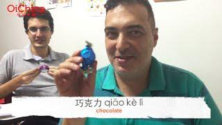Como falar Chocolate em chinês? - Aprenda chinês no OiChina