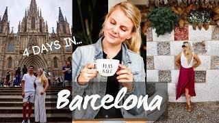 BARCELONA, Spain | Sagrada Família, Mt. Tibidabo, & Park Güell