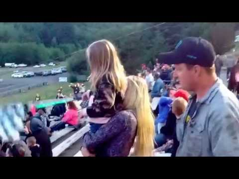 Dance Competition for Monster Truck Rally 2016 @ Coos Bay Speedway