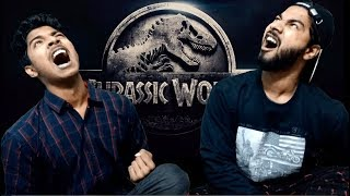 JURASSIC WORLD 2: Fallen Kingdom Trailer (INDIAN REACTION)!!!!!!!!! with (ENGLISH SUBTITLES)