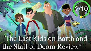 The Last Kids on Earth and the Staff of Doom Review [PS4, Switch, Xbox One, Stadia, & PC] (Video Game Video Review)