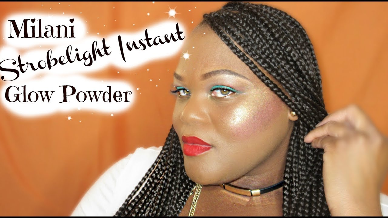 Strobelight Instant Glow Powder by Milani #17
