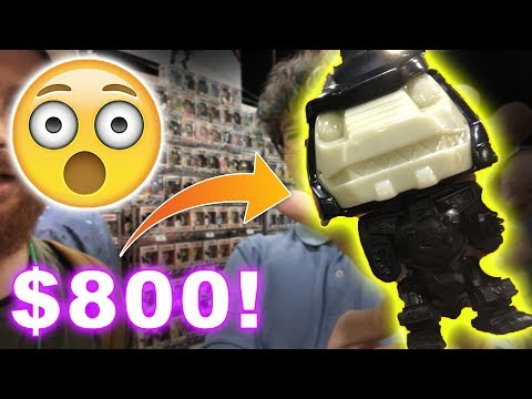 Buying an $800 Funko Proto - Atlanta Comic Con 2019