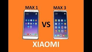 Xiaomi Mi Max 3 VS Mi Max 1 Comparison & Unboxing