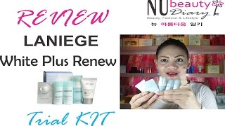 Gambar cover Laneige White Plus Renew Review By Nubeauty Diary