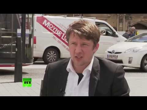 """""""Tory-DUP deal is bonkers"""" - Jonathan Pie"""