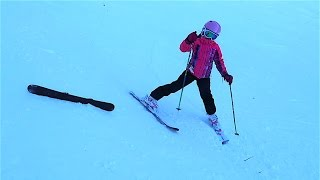 EPiC SKi CRASH!