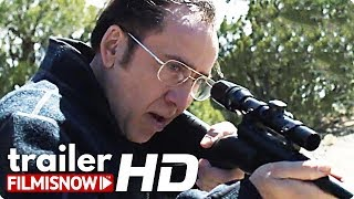 RUNNING WITH THE DEVIL Trailer (2019) | Nicolas Cage Crime Thriller Movie
