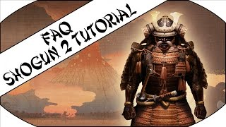 Welcome to my Tutorial Series on Total War: Shogun 2! In this video...