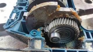 Bosch Jigsaw GST 65e mechanism