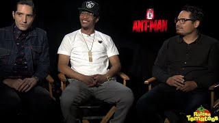 Ant Man Interview: David Dastmalchian, Michael Peña and T.I.