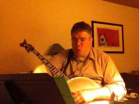 2012-08-23 Banjo Practice