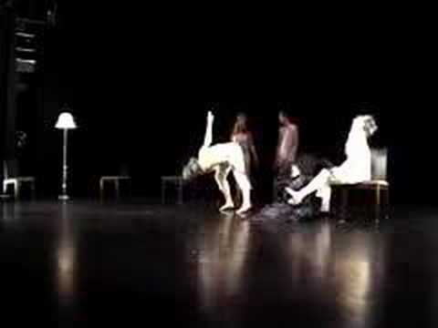 Purgatorio (Partial Clip) by George Alley/Alley Ink Dance