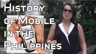 Revolution and SMS - History of Mobile in the Philippines