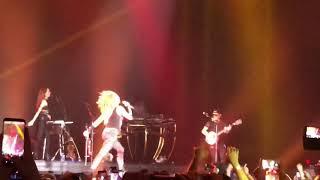 Shakira el dorado 30/6/2018